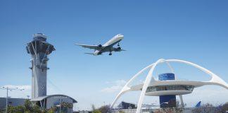 LAX air traffic control shut down airport airplane