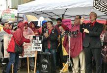 LAUSD teachers strike