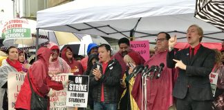 LAUSD teachers strike