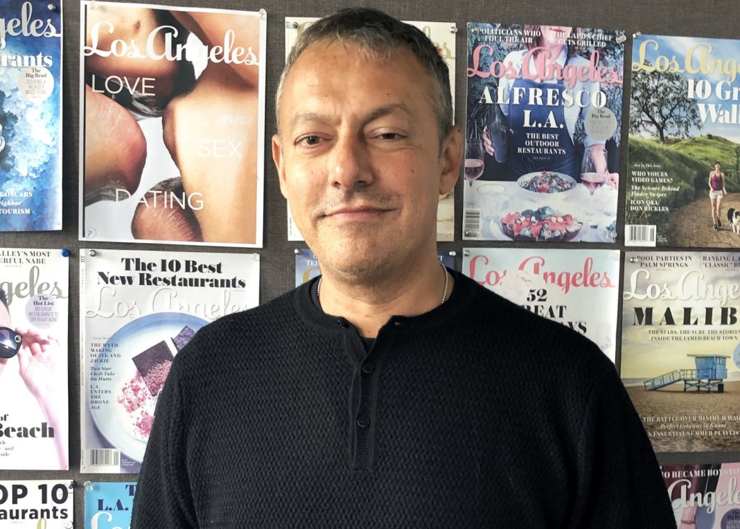 maer roshan los angeles magazine editor in chief