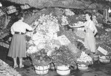 original farmers market history 85 years