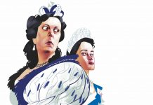 olivia colman the favourite the crown