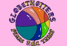 lakers lgbtq night globethotters