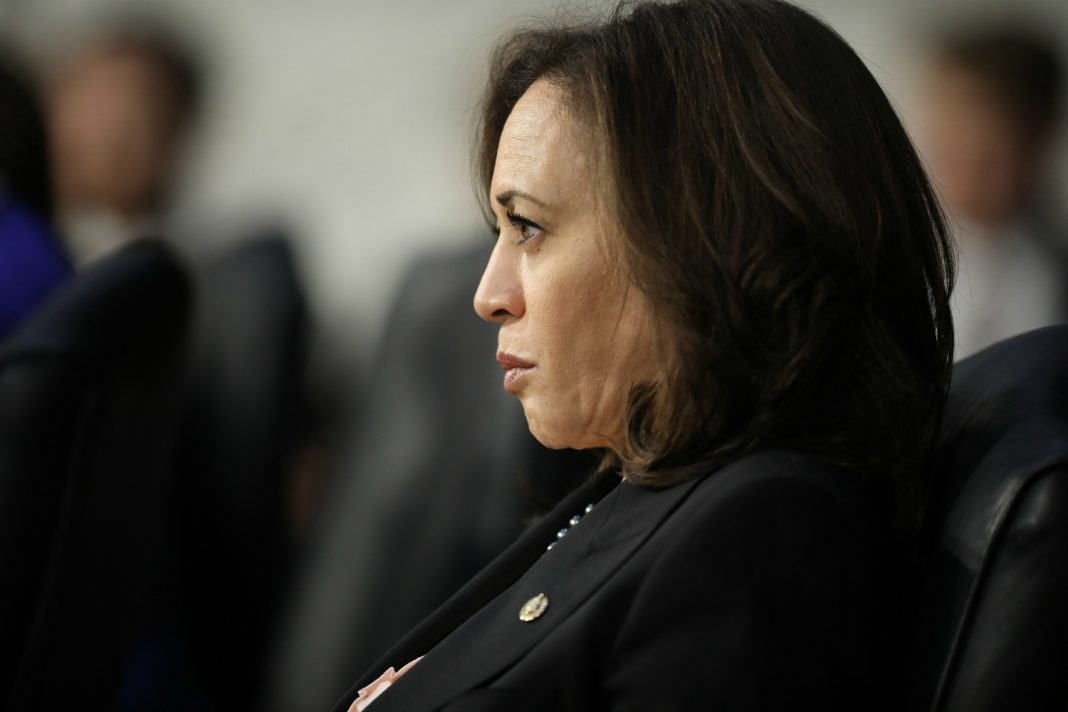 kamala harris running for president