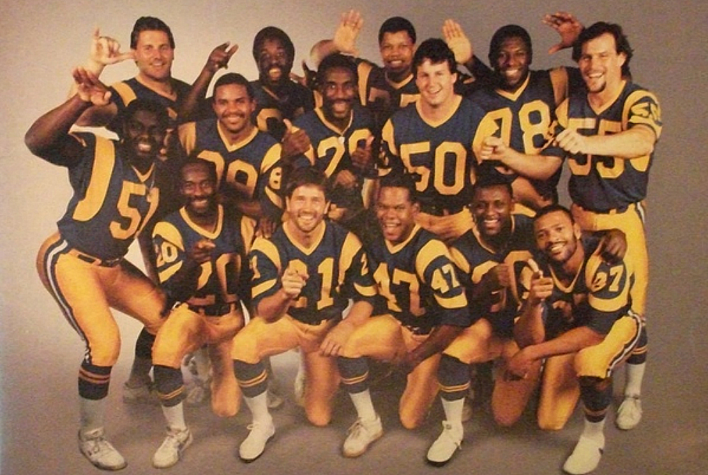 We Need to Talk About this Amazing, Absurd 1985 L.A. Rams Video