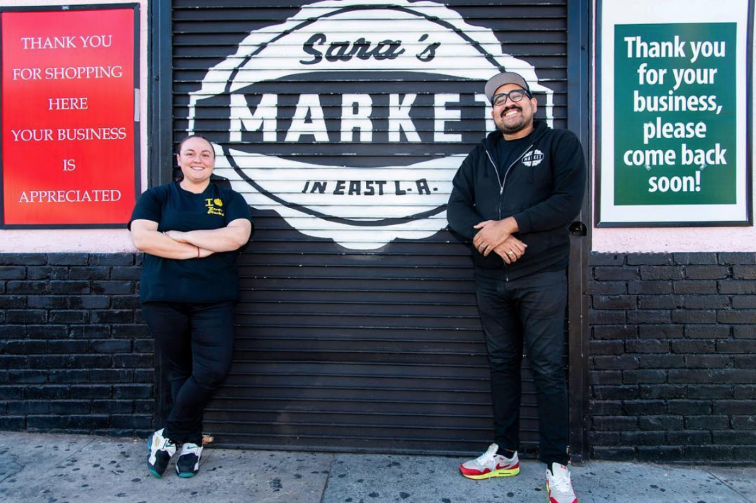 sara's market east los angeles