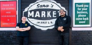 sara's market east los angeles