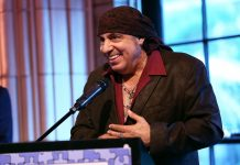 steven van zandt los angeles teachers strike
