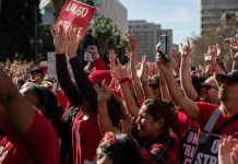 teachers strike contract