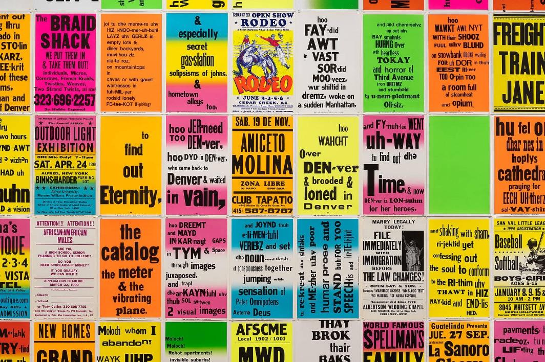 Allen Ruppersberg Hammer Museum Best Museum Exhibits Los Angeles