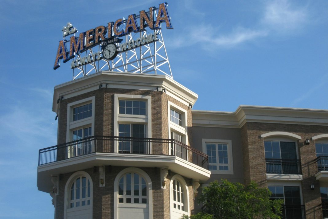 apartments americana at brand