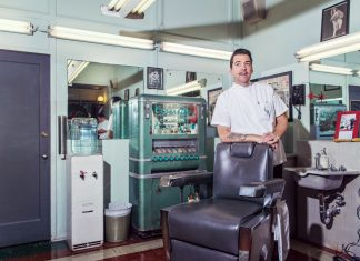 sweeney todd's barber shop los angeles