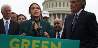 green new deal policy california environment climate change