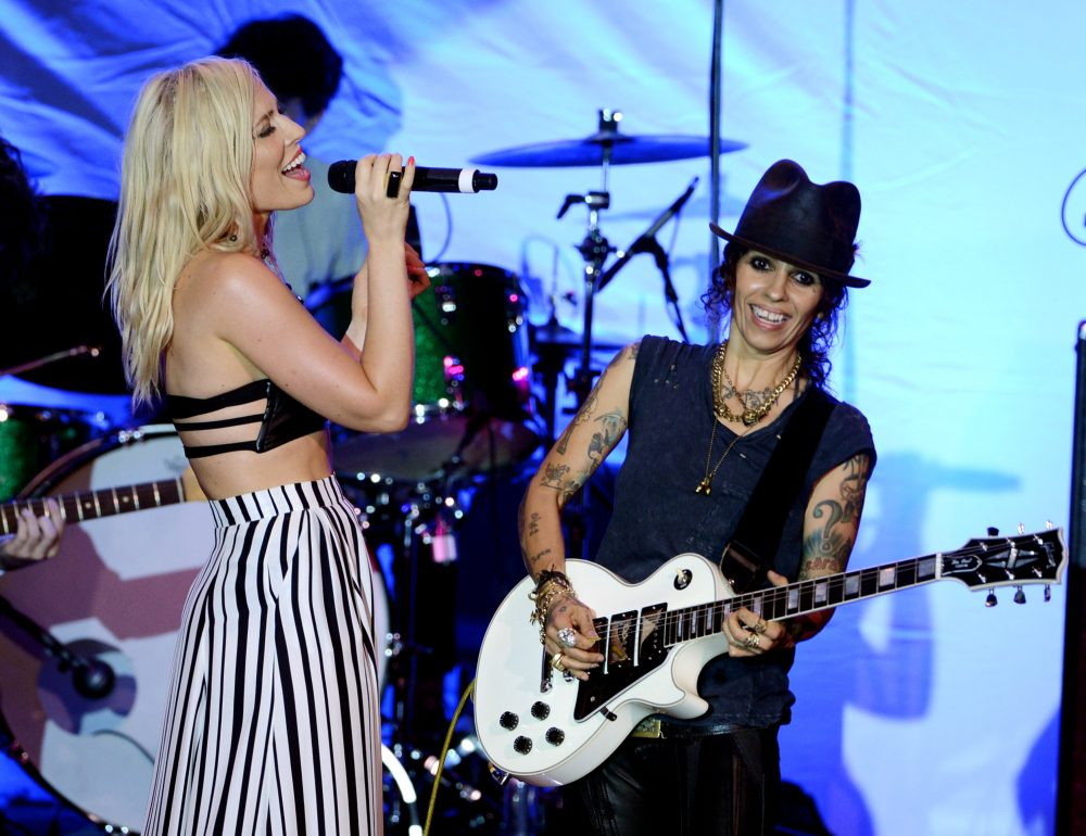 Linda Perry Could Make History at the Grammys This Year