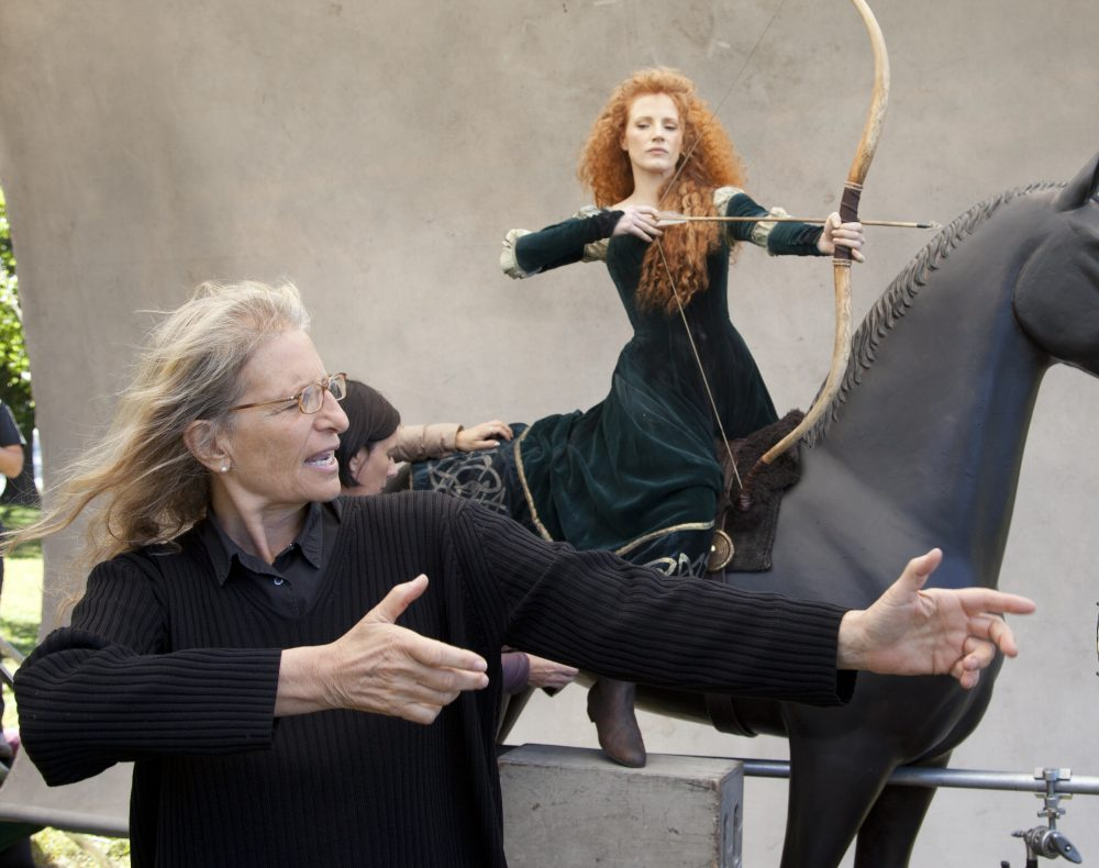 Annie Leibovitz early years hauser and wirth