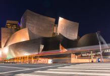 Walt Disney Concert Hall Frank Gehry Los Angeles