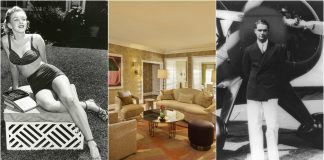 marilyn monroe bungalow beverly hills hotel howard hughes vintage hollywood