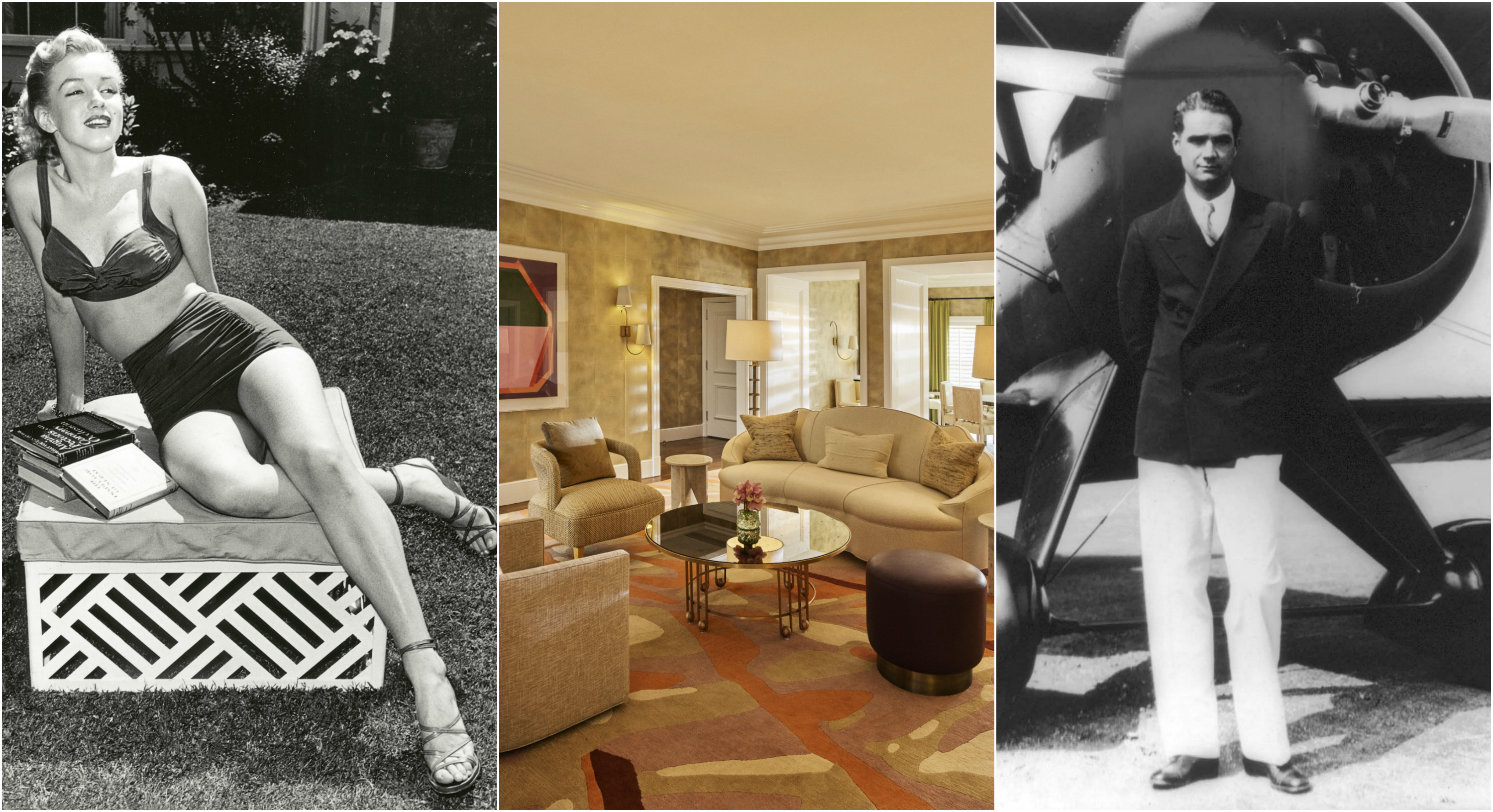 235e4c3f942 Beverly Hills Hotel Debuts a Retro Bungalow Inspired by Marilyn Monroe