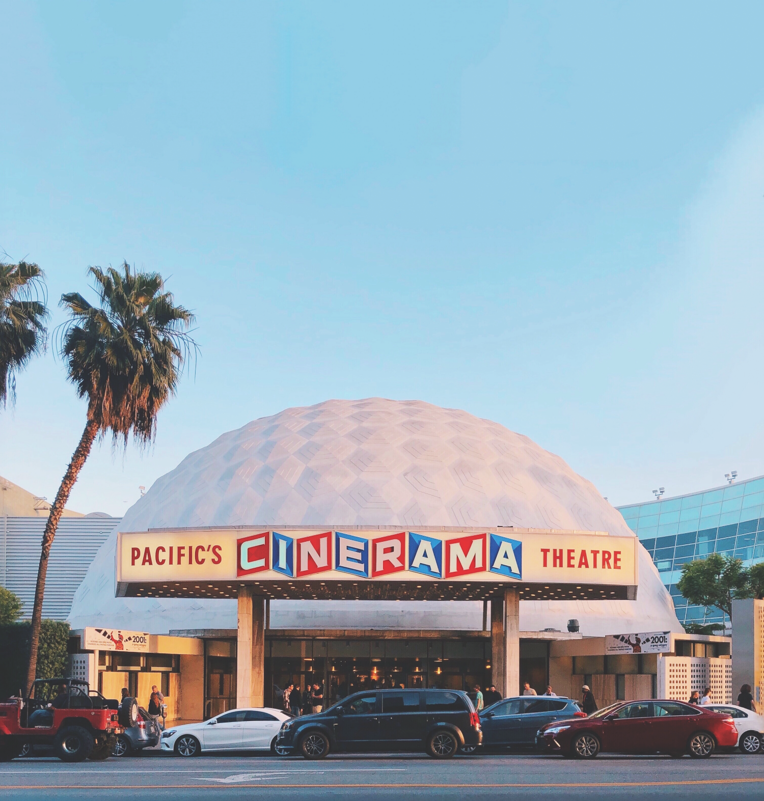 cinerama dome los angeles landmark
