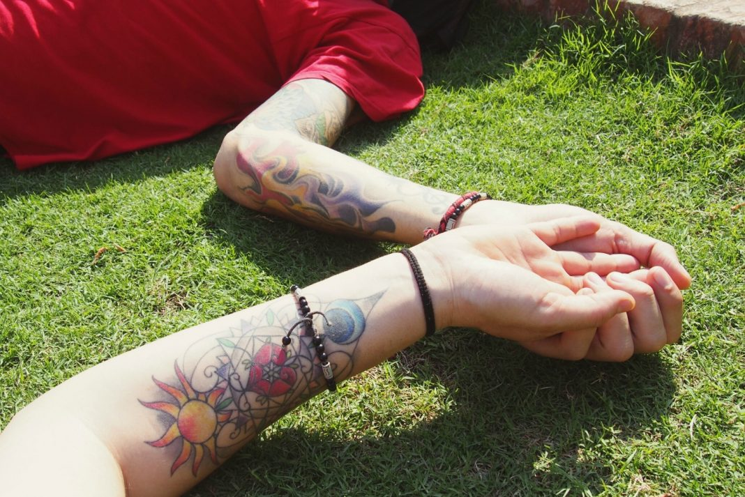 couples tattoos valentines day