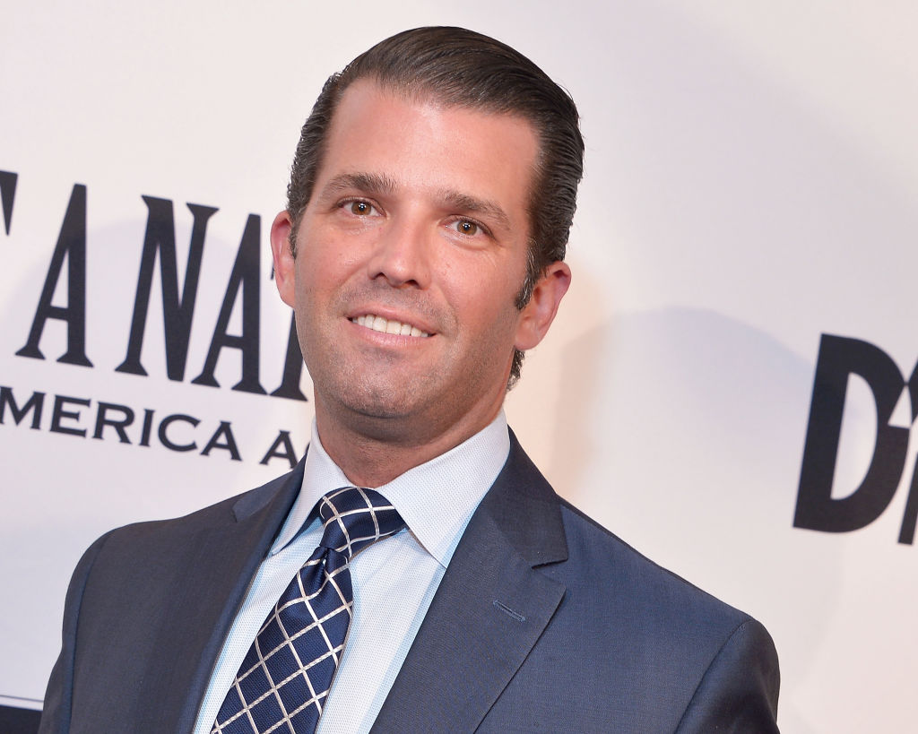 donald trump jr movie casting