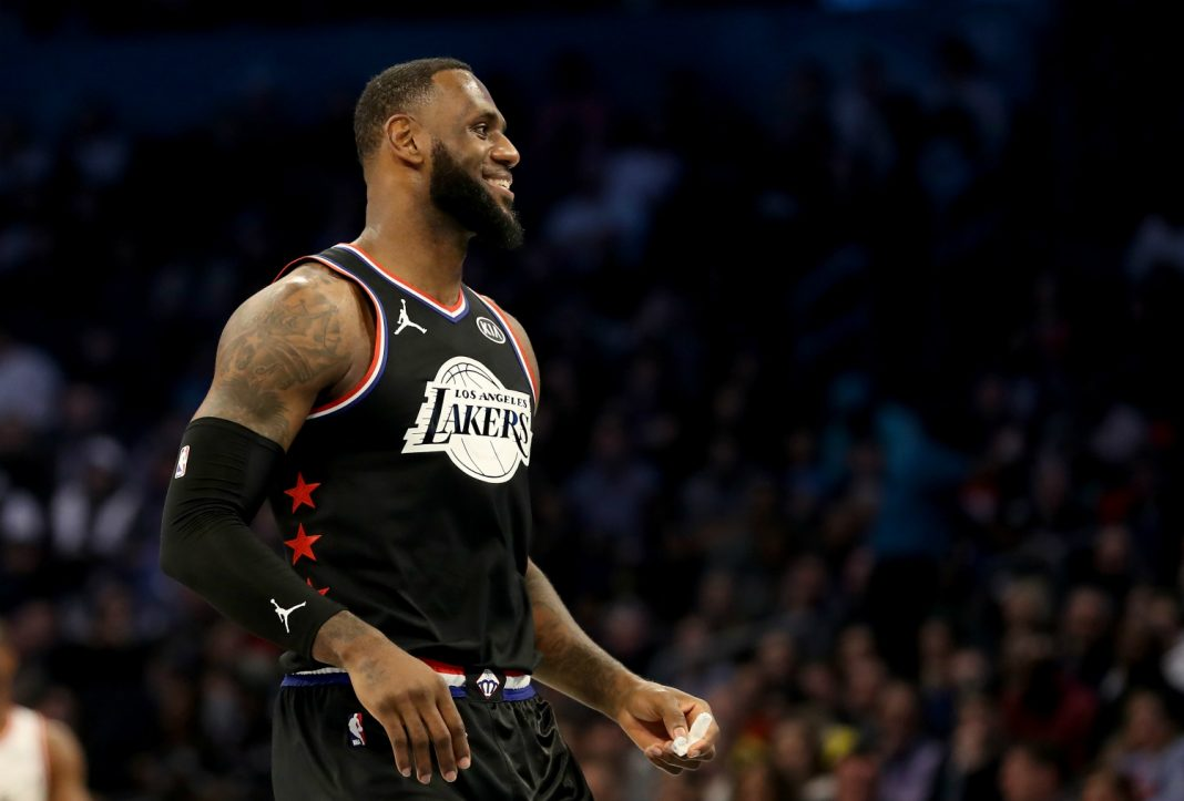 buy popular 162d2 ef5ea A Play About LeBron James Is Coming to L.A.