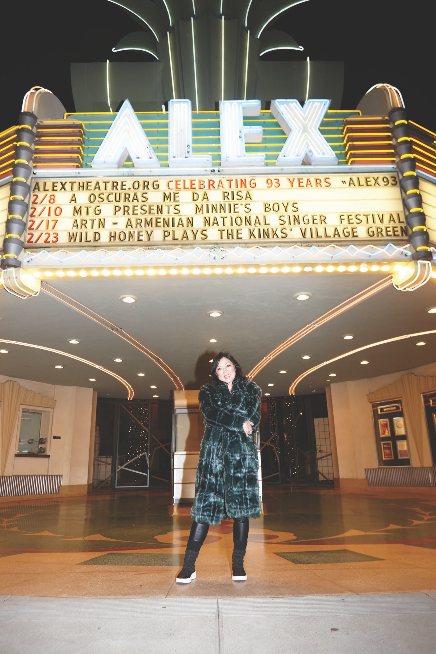 alex theater glendale