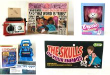 obvious plant's museum of toys