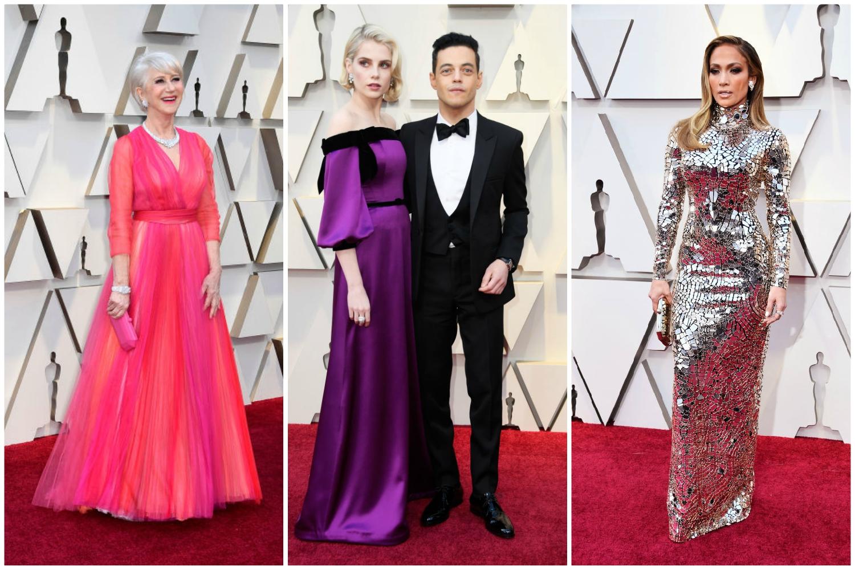 The Best Oscars Fashion 2019