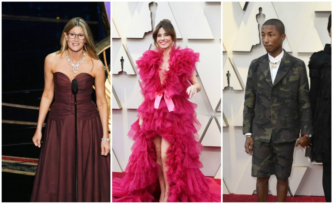 The Oscars' Worst Dressed—or Most