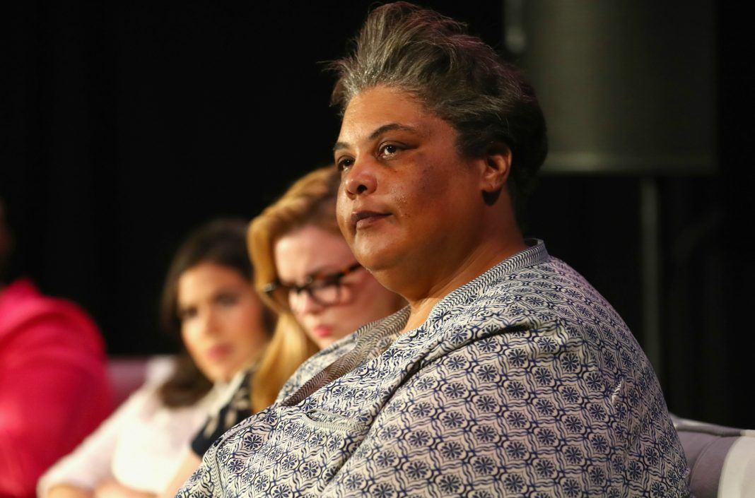 roxane gay los angeles