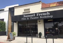 samuel french bookshop hollywood closing