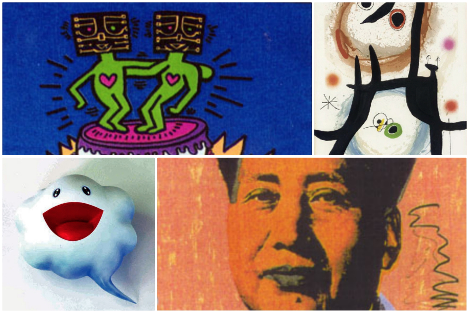 A Peek at Some of the Stolen Art the LAPD Is Trying to Track Down