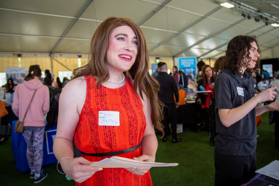 transgender job fair los angeles