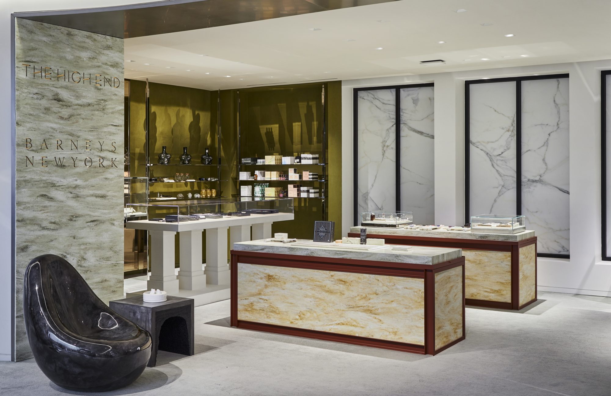 The Cannabis Boutique at Barneys Beverly Hills Sets a New Bar for Bougie Bud