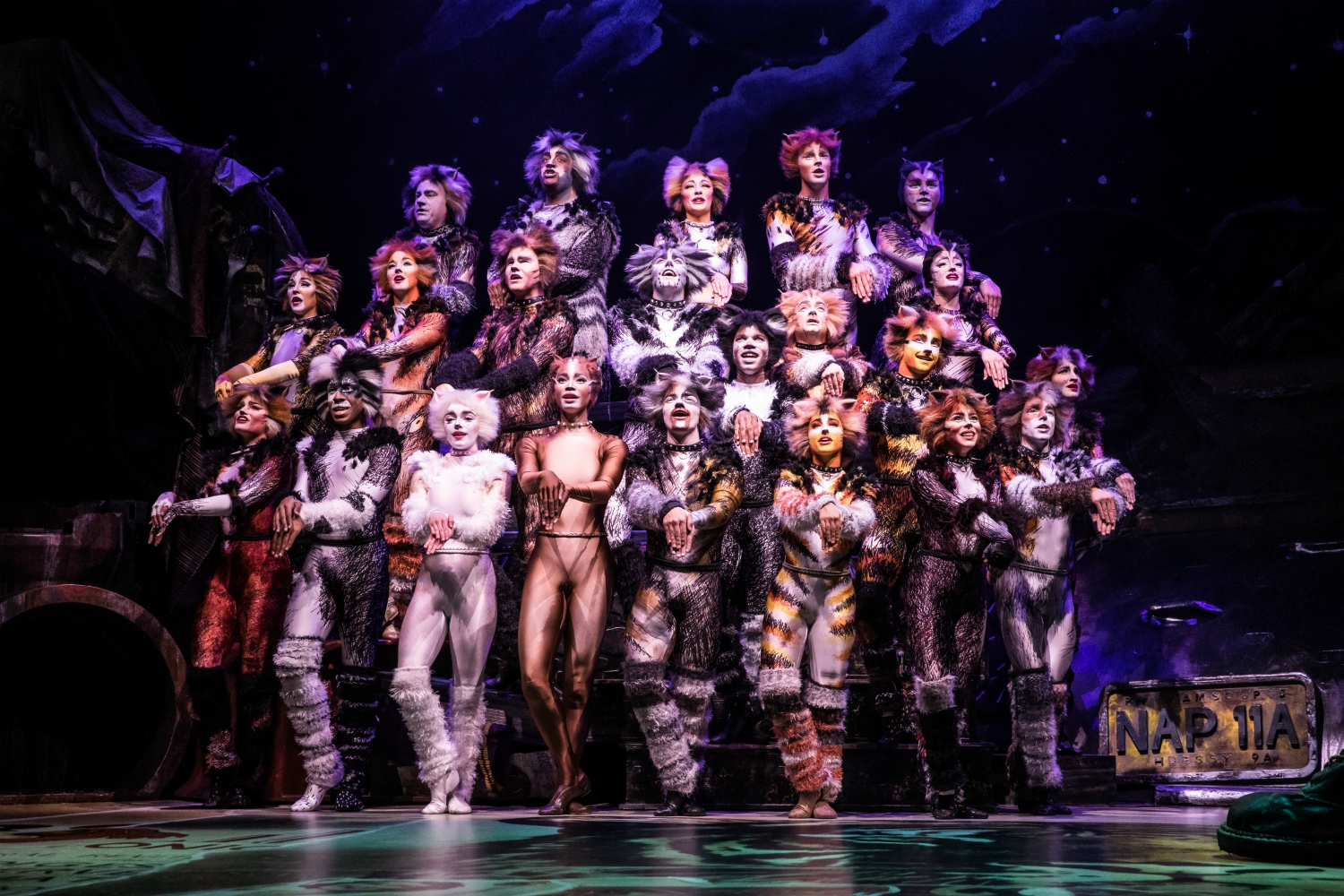 cats pantages los angeles