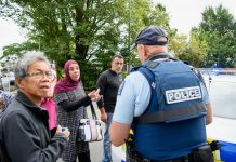 christchurch new zealand mosque shooting