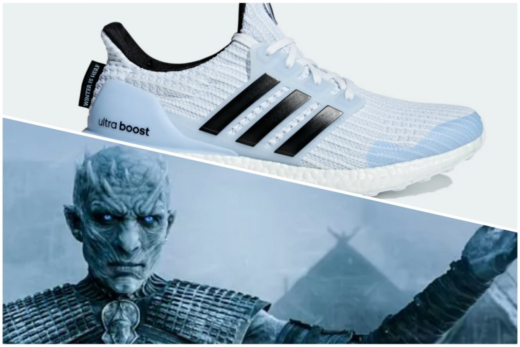 Adidas Made Game of Thrones Sneakers to Wear While You Watch