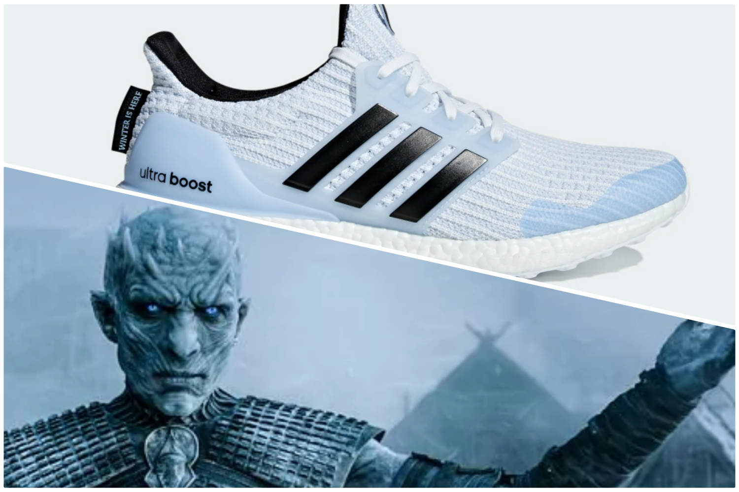 Adidas Made Game of Thrones Sneakers to