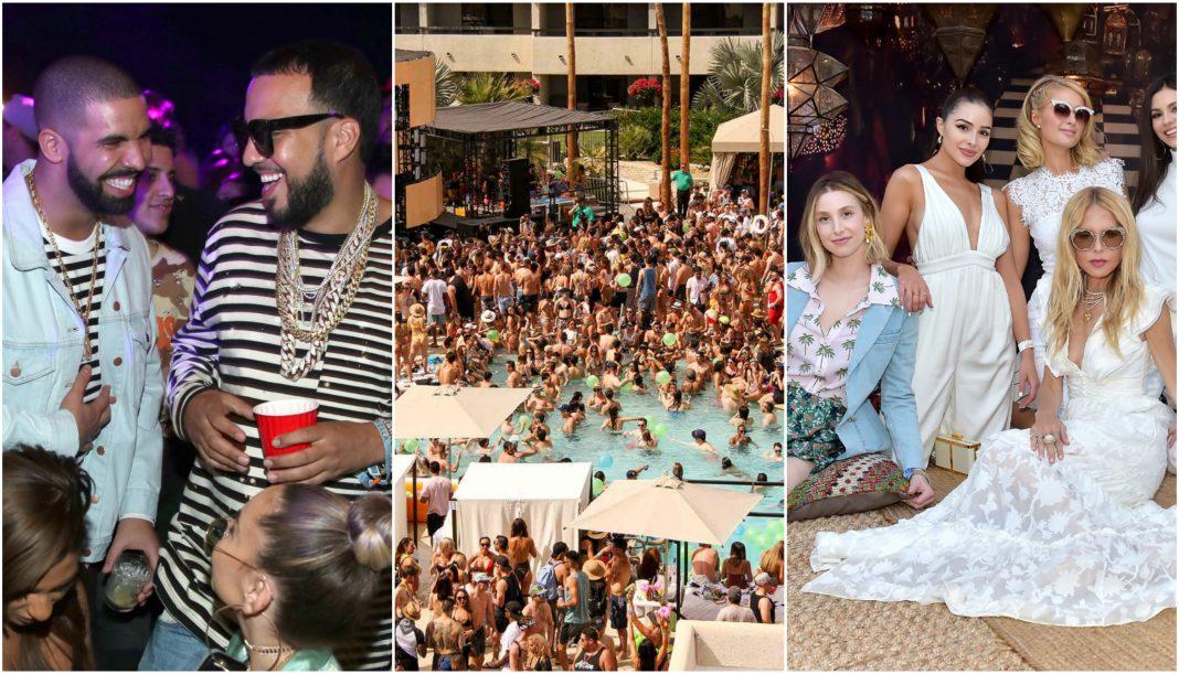 Coachella parties pop ups neon carnival zoeasis