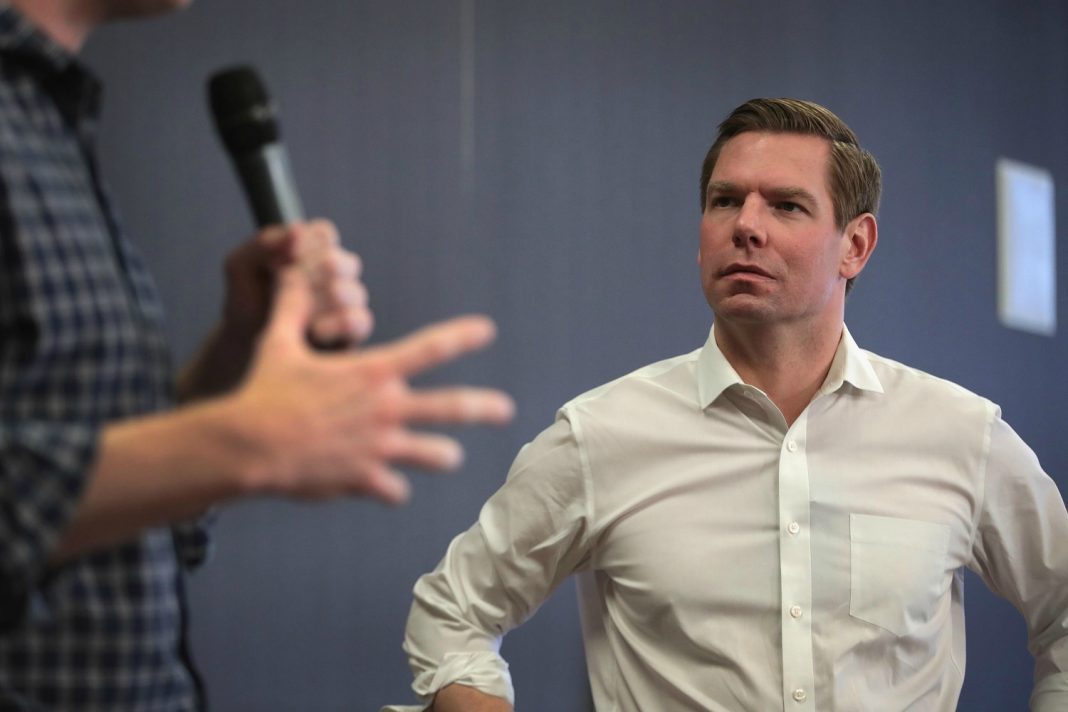 who is eric swalwell