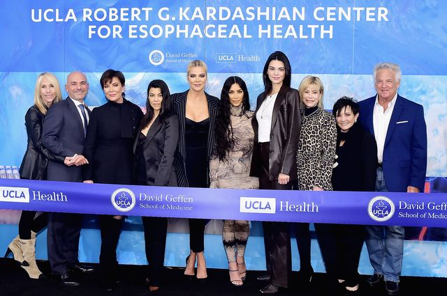 Kardashian Center at UCLA Will Offer Treatment for Esophageal Cancer