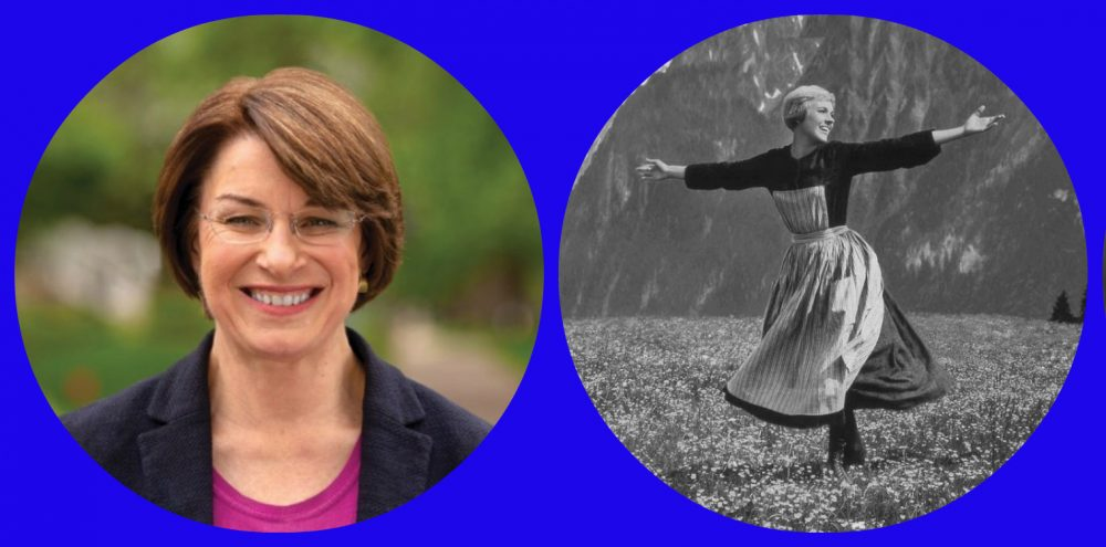 candidate music 2020 amy klobuchar 2020 sound of music candidates favorite music
