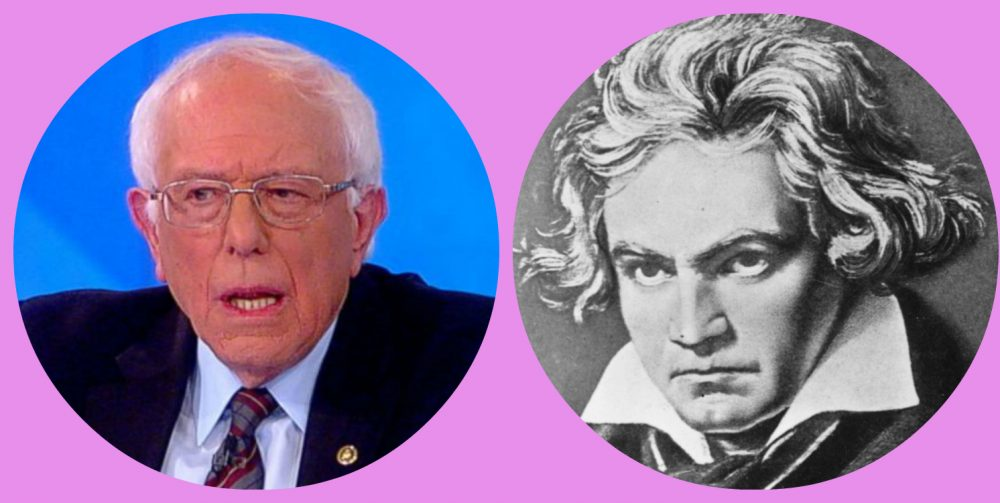 candidate music 2020 bernie sanders 2020 candidates favorite music beethoven
