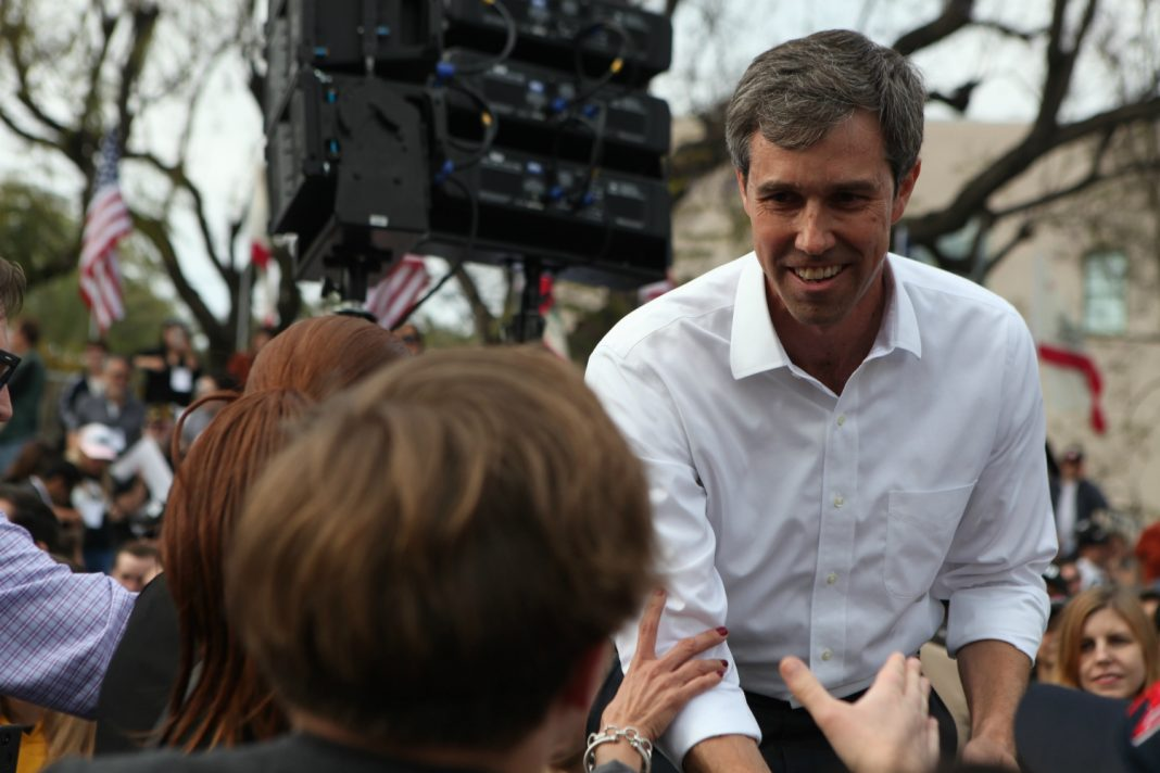 beto o'rourke los angeles