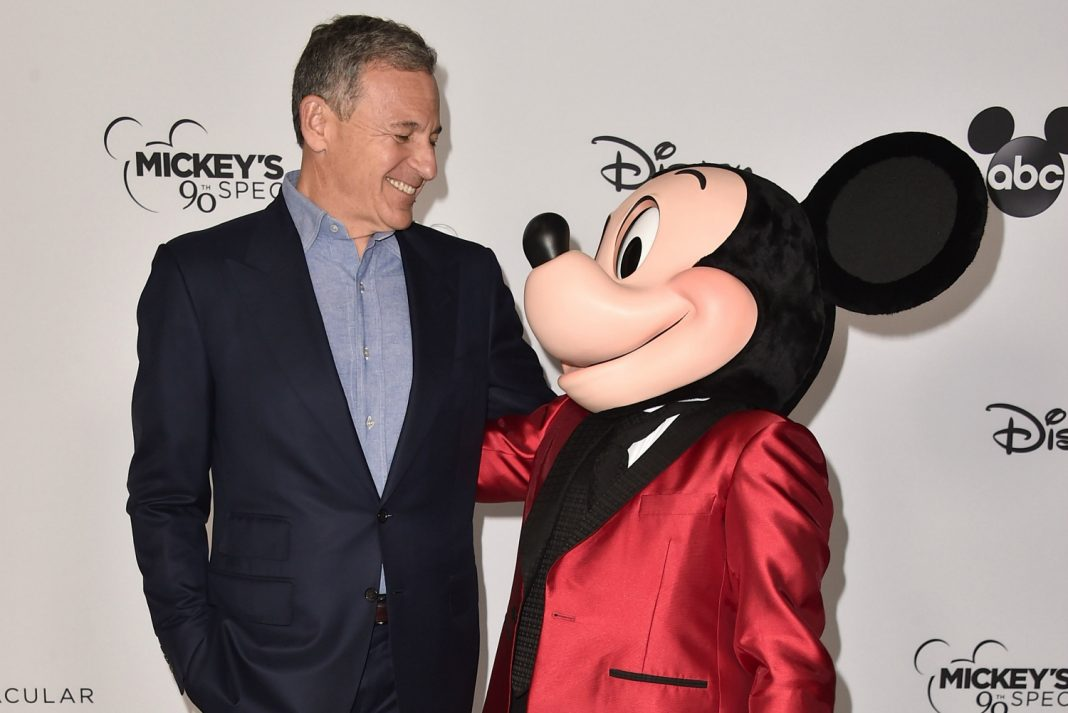 bob iger running for president
