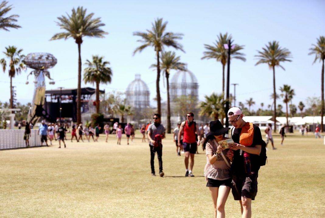coachella amazon lockers
