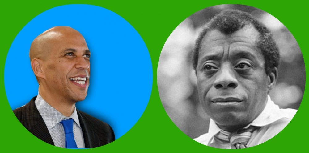 candidate music 2020 cory booker 2020 candidates favorite music candidates favorite books james baldwin bruce springsteen marvin gaye