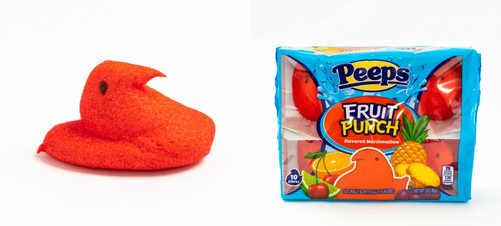 fruit punch peeps flavor ranking taste test