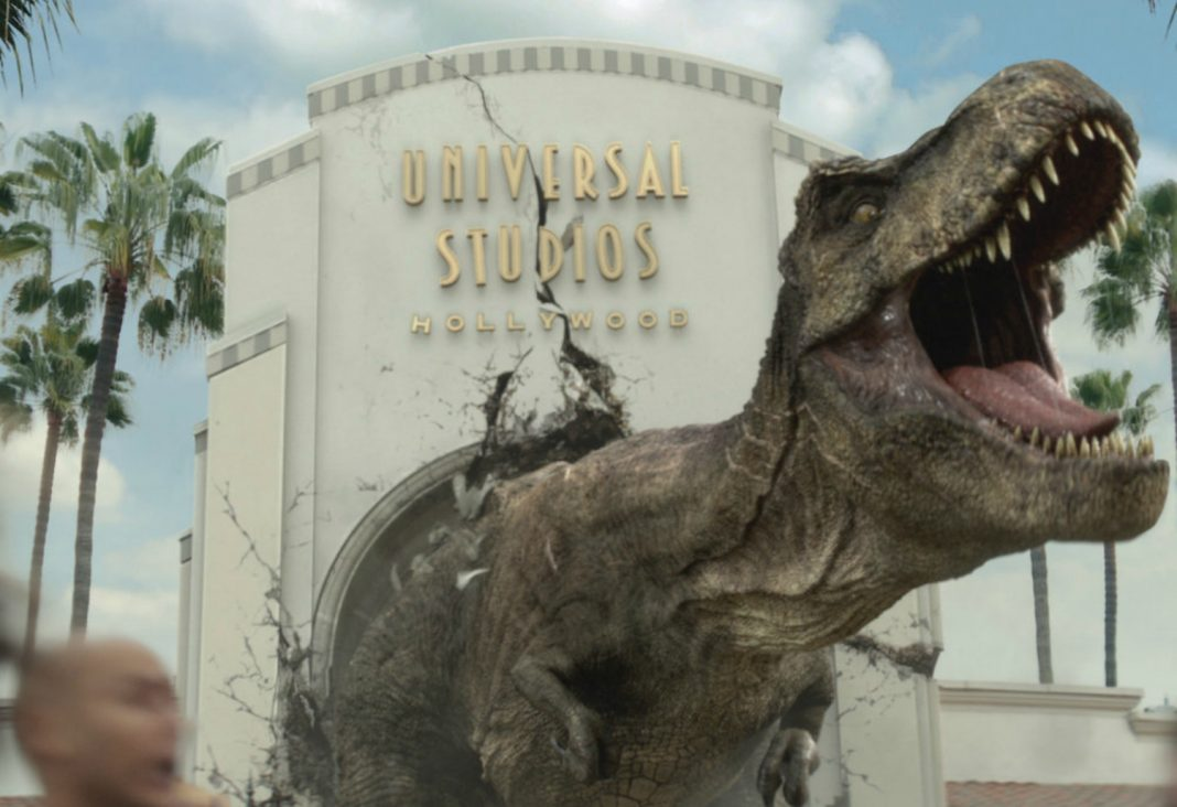jurassic world ride universal studios hollywood